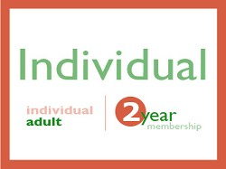 Individual Membership - 2 year