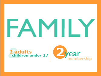 Family Membership - 2 year